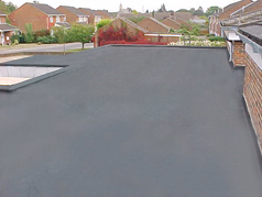 EPDM Can Be Used On Any Type Of Flat Or Gently Sloping Roof Surface  Including: