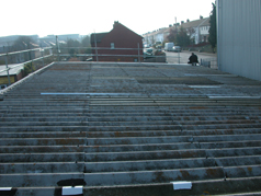 The need to cause as little disturbance to a working factory unit is often a priority AMC Roofing have many years experience ensuring that the work is carried out safely and efficiently with the minimal amount of disturbance.